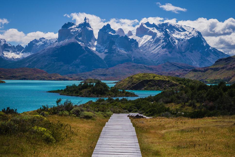 08 Torres del Paine, Chile