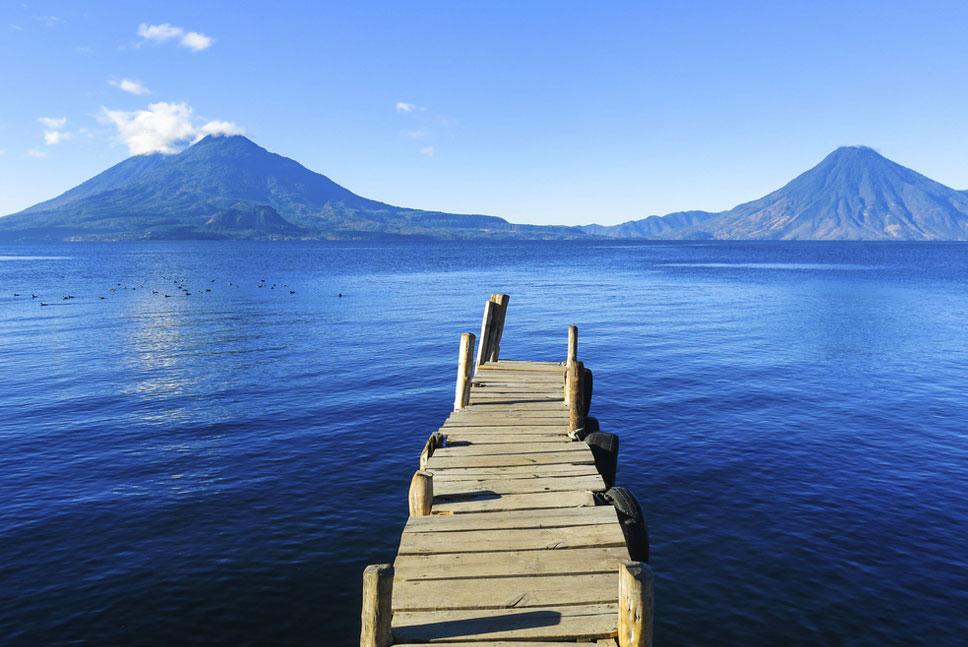 1 Lago Atitlán, Guatemala