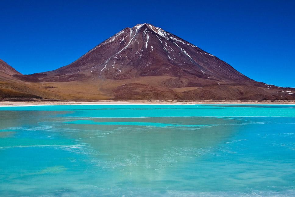 19 Green Lagoon, na Bolívia