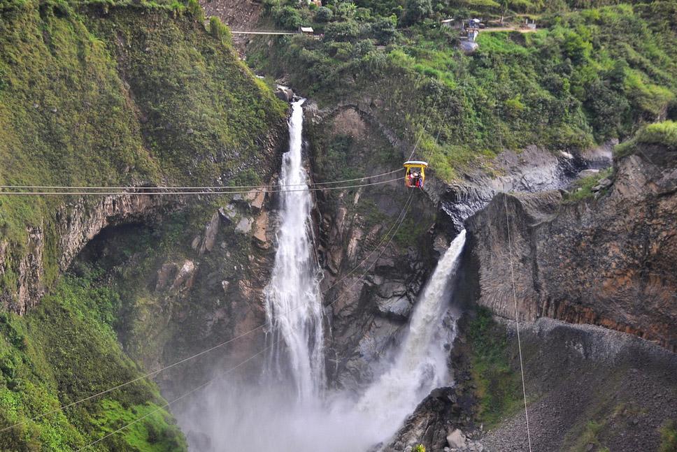 23 Baños, Equador