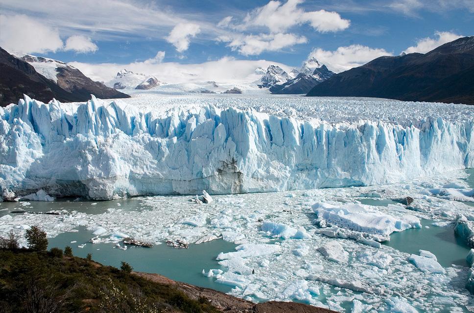 24 Glaciar Perito Moreno, Argentina