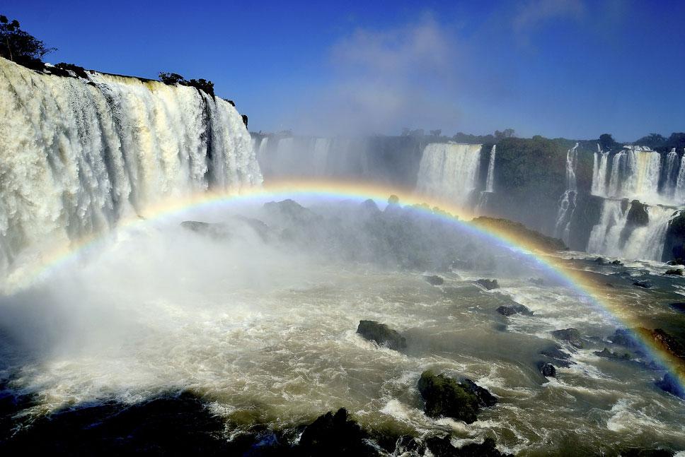 5 Cataratas do Iguaçu