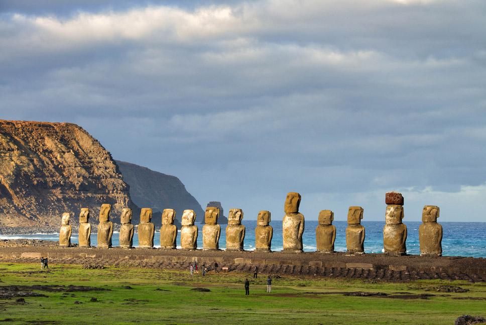 6 Ilha de Páscoa, Chile