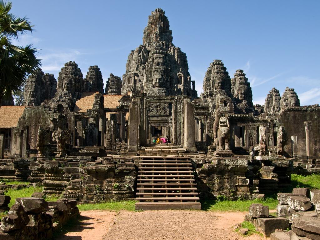 Angkor Wat, Camboja2
