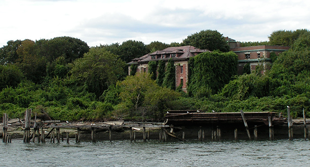 Ilha Irmão do Norte, arredores de Nova York1