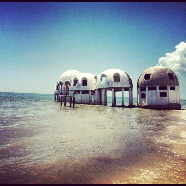 03 Abandoned dome houses in Southwest Florida2