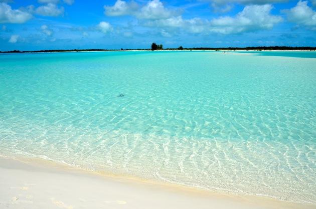 Playa Paraiso, Cuba, RG Local