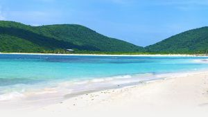 Flamenco Beach, Porto Rico, RG Local