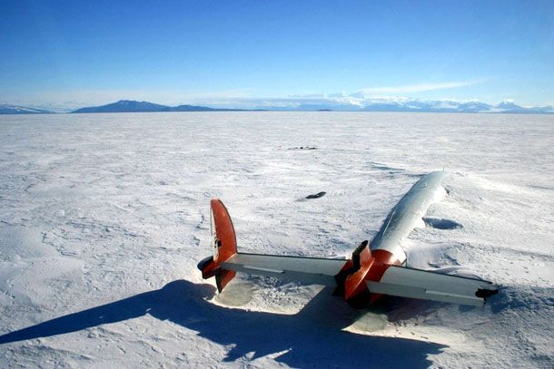 08 The remains of the Pegasus in McMurdo Sound, Antarctica