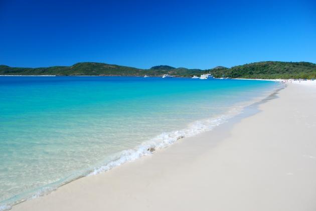09 Whitehaven Beach, Austrália2
