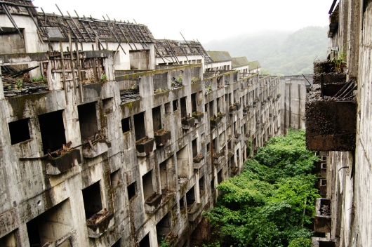 13 Abandoned city of Keelung, Taiwan