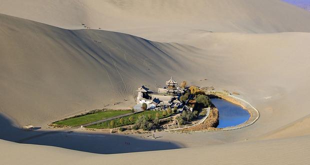 CRESCENT LAKE - CHINA