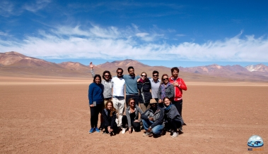 Deserto de Atacama Salar de Uyuni