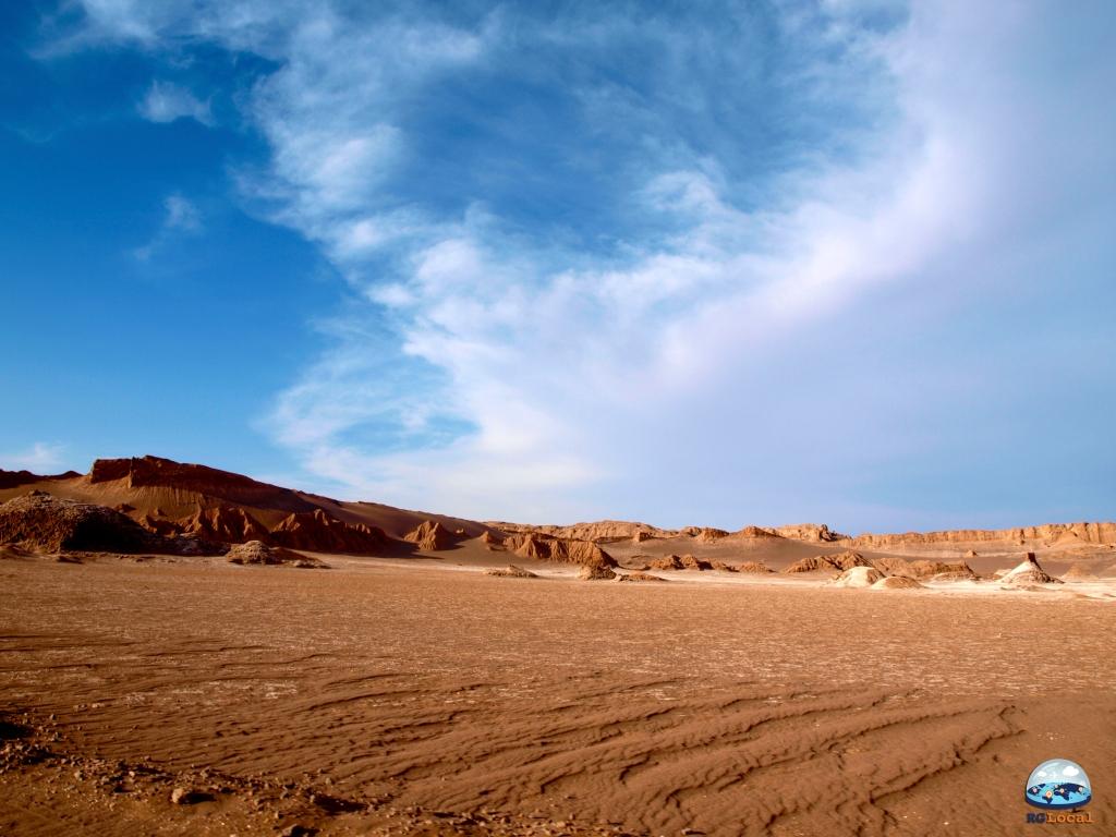 Deserto de Atacama, Valle de la Luna