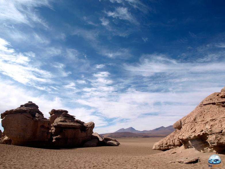 Árbol de Piedra, San Pedro de atacama, Salar de Uyuni