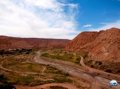 RG Local na Pukará de Quitor, em San Pedro de Atacama!