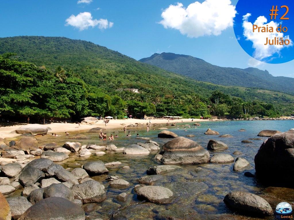 Praia do Julião, Ilhabela - RG Local