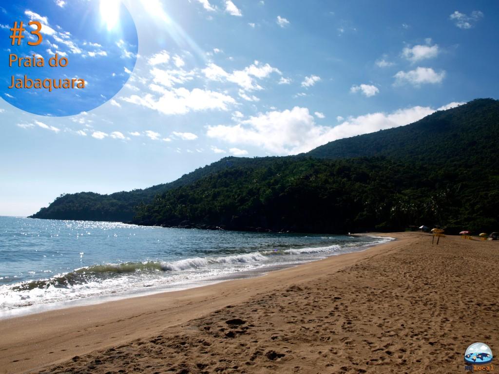 Praia do Jabaquara, Ilhabela - RG Local