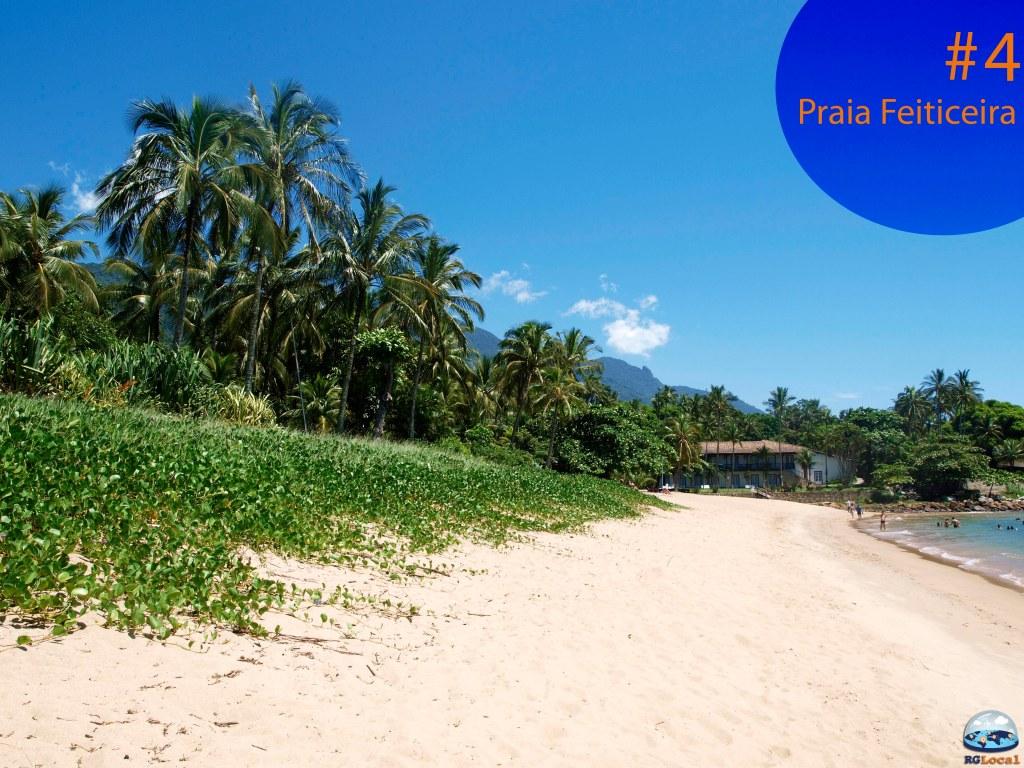 Praia da Feiticeira, Ilhabela - RG Local