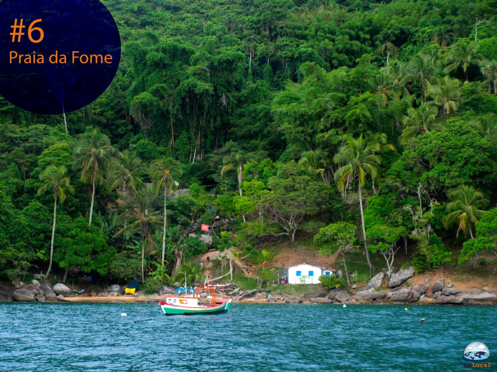 Praia da Fome, Ilhabela - RG Local