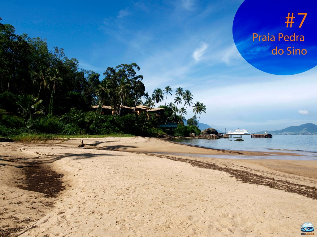 Praia Pedra do Sino, Ilhabela - RG Local
