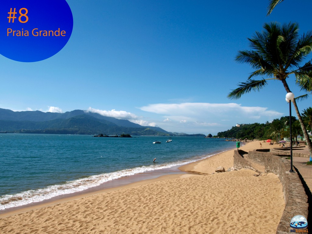 Praia Grande, Ilhabela - RG Local