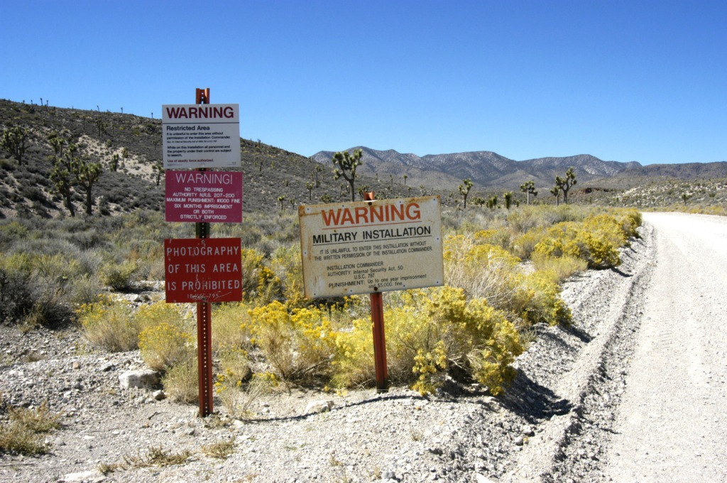 Area 51 File Photos
