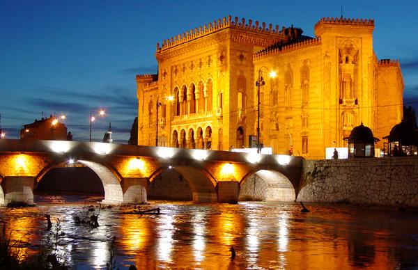 Sarajevo, Bósnia - RG Local